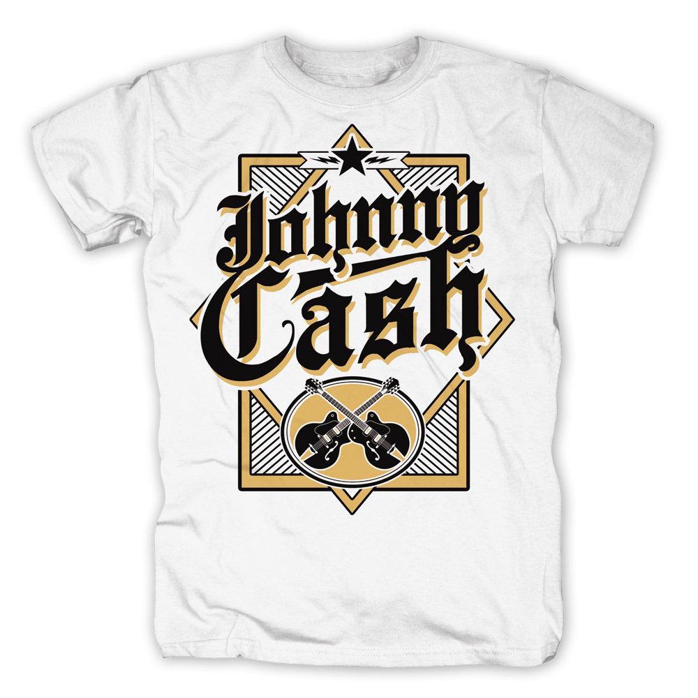 b58590174d original JOHNNY CASH Männer T-Shirt DIAMOND bestellen