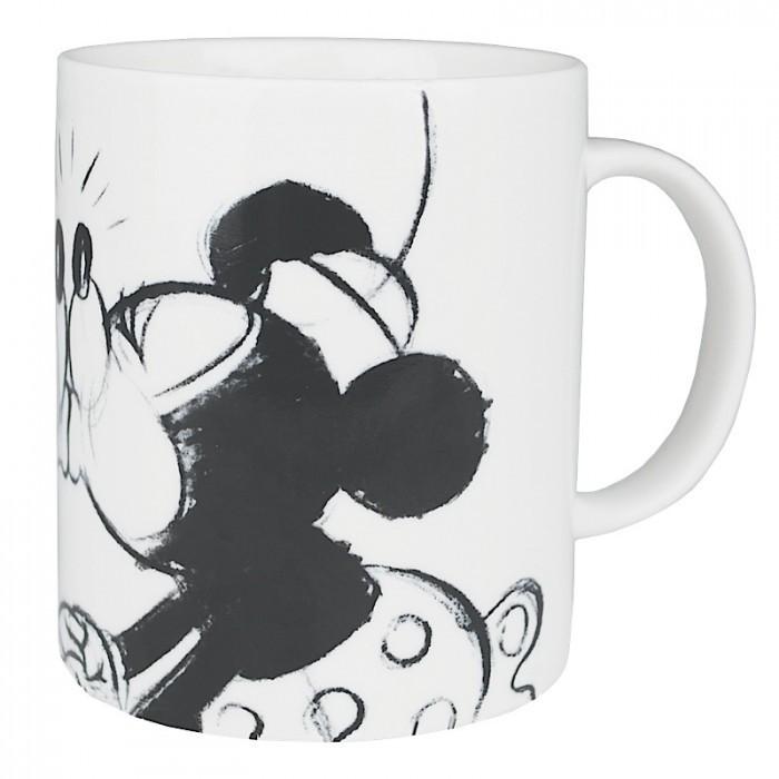 disney mickey minnie mouse tasse kaffeetasse kissing kaufen. Black Bedroom Furniture Sets. Home Design Ideas