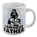Star Wars Darth Vader I AM YOUR FATHER Tasse
