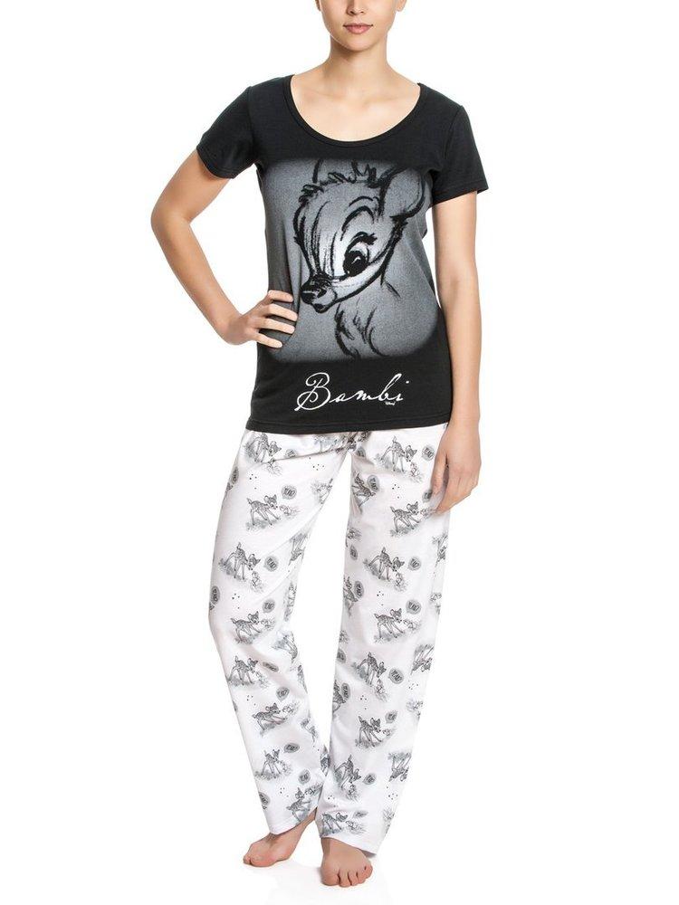 timeless design f63c4 62e8d original Disney Bambi Frauen Schlafanzug Pyjama bestellen