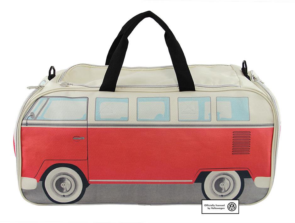 original retro vw bus bulli t1 sporttasche reisetasche kaufen. Black Bedroom Furniture Sets. Home Design Ideas