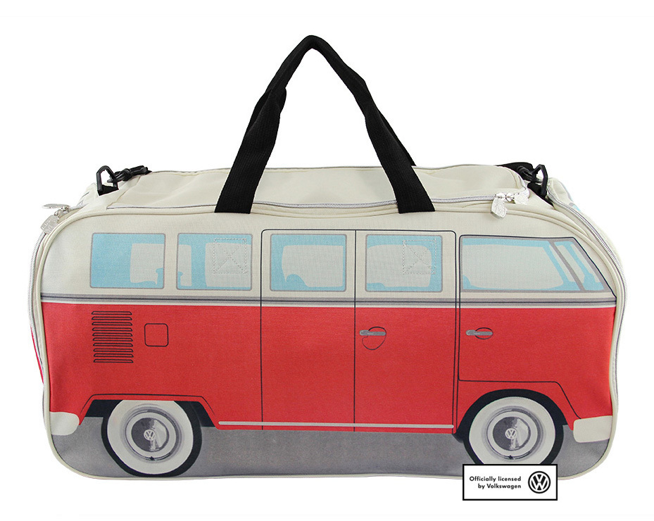 original retro vw bus bulli t1 sporttasche reisetasche kaufen. Black Bedroom Furniture Sets. Home Design Ideas