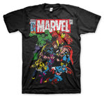 original Marvel Comics Team Up Herren T-Shirt