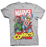Marvel Comics Heroes Superhelden Herren T-Shirt HBS