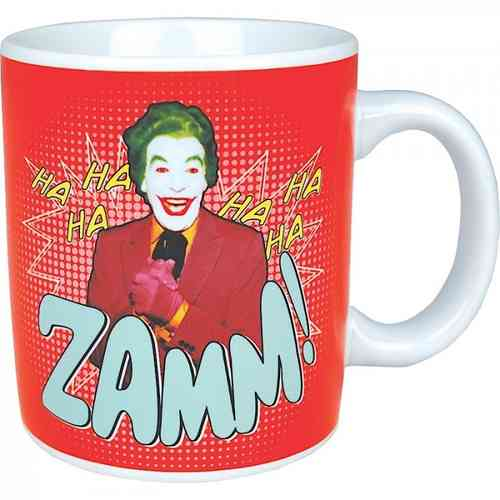 Batman JOKER CLASSIC TV Serie 1966 Retro Tasse