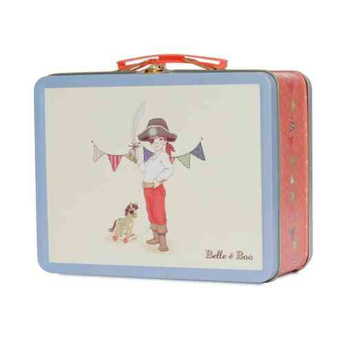Belle & Boo Lunchbox Blechkoffer Ellis & Easy