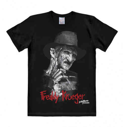 Nightmare On Elm Street Herren T-Shirt Freddy Krüger