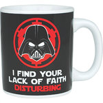 Star Wars Tasse Kaffeetasse Darth Vader Disturbing