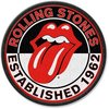 The Rolling Stones Patch Aufnäher