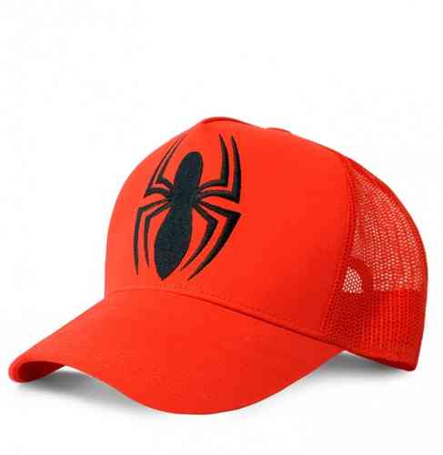 Marvel Comics Basecap Trucker Cap Spiderman Logo