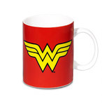 DC Comics Wonder Woman Tasse Logo