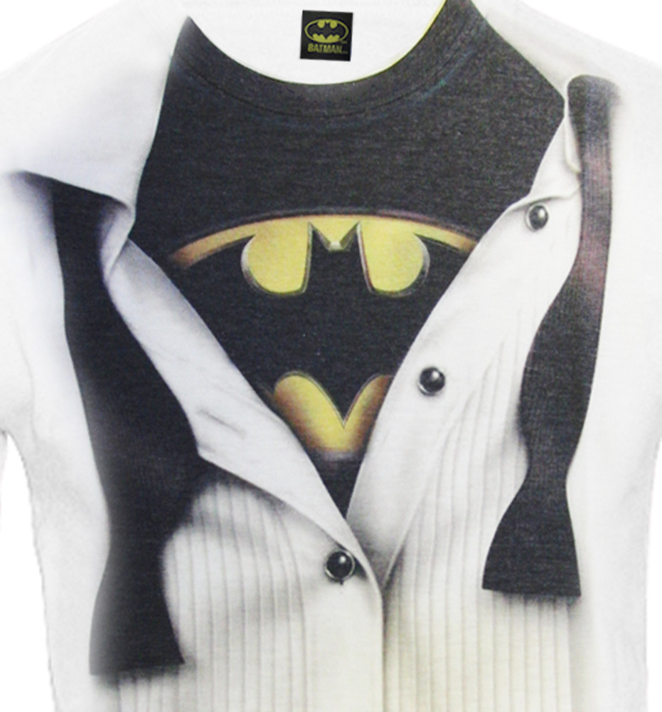 best service 8e436 4f9d9 Batman Herren T-Shirt BATMAN SUIT