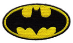 DC Comics Batman Logo Aufnäher Patch