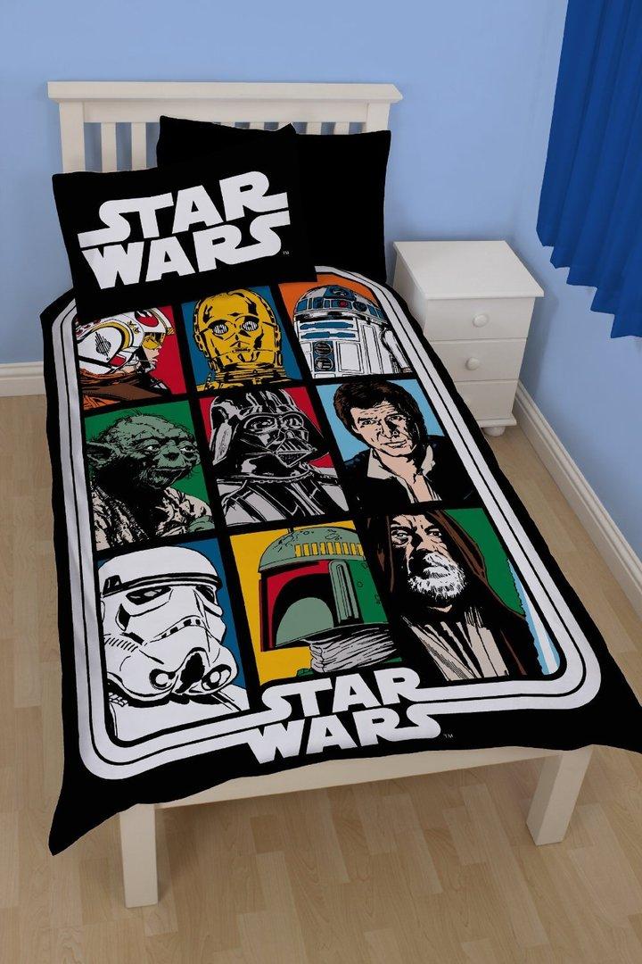 Bettwäsche Möbel Wohnen Bettwäsche Star Wars