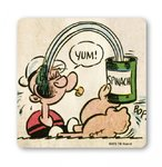 Popeye The Sailorman Yum Untersetzer Coaster