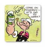 Popeye The Sailorman Come On Energy Untersetzer