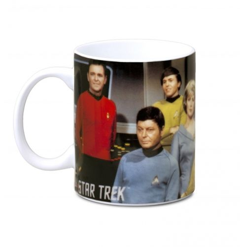 Star Trek The Crew Tasse Kaffeebecher