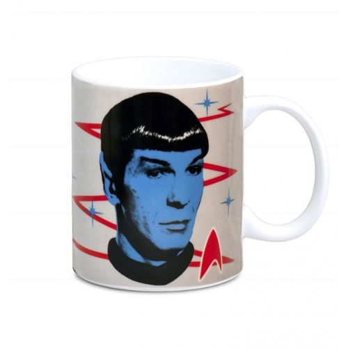 Star Trek Mr Spock Tasse Kaffeebecher