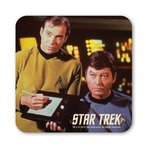 Star Trek Captain Kirk & Doctor McCoy Untersetzer Coaster