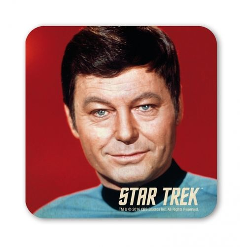 Star Trek Doctor McCoy Untersetzer Coaster