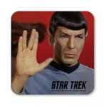 Star Trek Mr Spock Live Long And Prosper Untersetzer