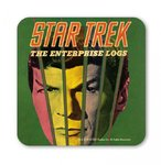 Star Trek Mr Spock The Enterprise Logs Untersetzer