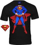 DC Comics Herren T-Shirt Superman Body