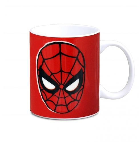 Marvel Comic Tasse Kaffeetasse The Amazing Spider Man Face