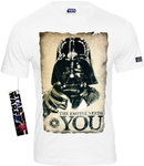 Star Wars Herren T-Shirt Darth Vader The Empire Needs You