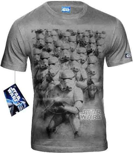 Star Wars Herren T-Shirt Band Of Troopers
