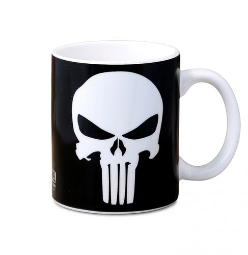 Marvel Comics Tasse Kaffeetasse The Punisher Logo