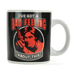 Star Wars Tasse Kaffeebecher Han Solo Bad Feeling