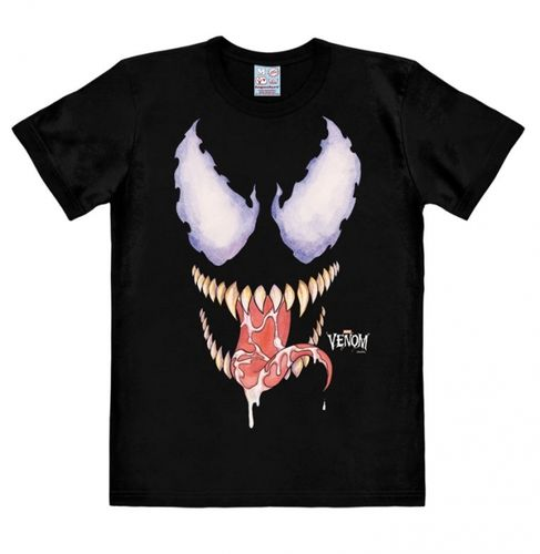 Marvel Comics Spider Man Herren T-Shirt Venom Logo