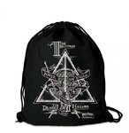 Harry Potter Turnbeutel Baumwoll Rucksack Three Brothers