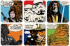 Star Wars Coaster Untersetzer Set 6tlg Comic Characters
