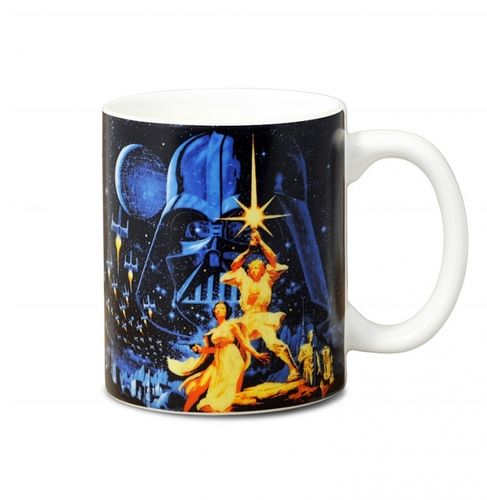 Star Wars Tasse Kaffeetasse May the Force Be With You