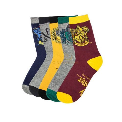 Harry Potter Socken 5 Paar Set Unisex