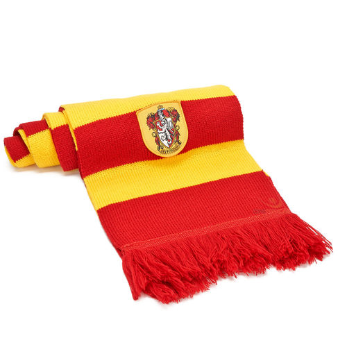 Harry Potter Schal mit Gryffindor Wappen Classic rot