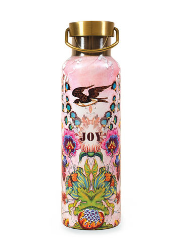 Papaya Thermosflasche Trinkflasche Floral Joy