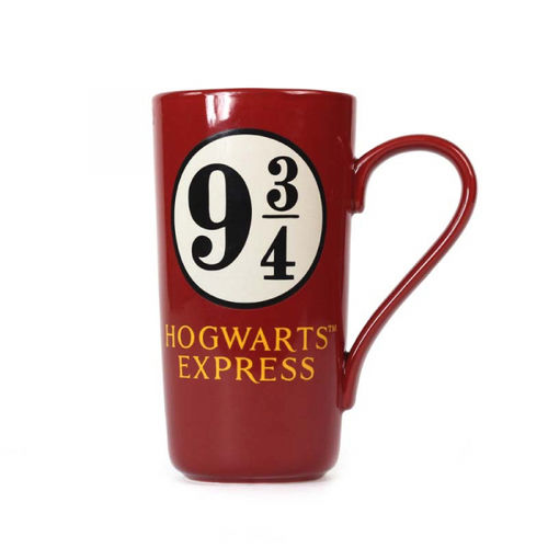 Harry Potter Tasse Latte Becher 9 3/4 Hogwarts Express