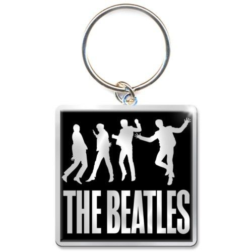The Beatles Schlüsselanhänger Keychain Jump Photo