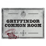 Harry Potter Blechschild A5 Dobby Gryffindor Common Room