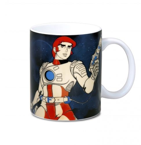 Captain Future Tasse Kaffeetasse