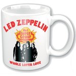 Led Zeppelin Tasse Kaffeetasse Whole Lotta Love