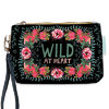 Papaya Geldbörse Wristlet Handtasche Clutch Wild At Heart