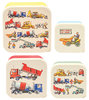 Builders At Work Brotdose Lunchbox Snack Tubs 4er Set