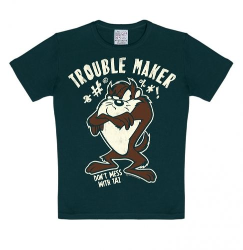Looney Tunes Kinder T-Shirt Taz Trouble Maker