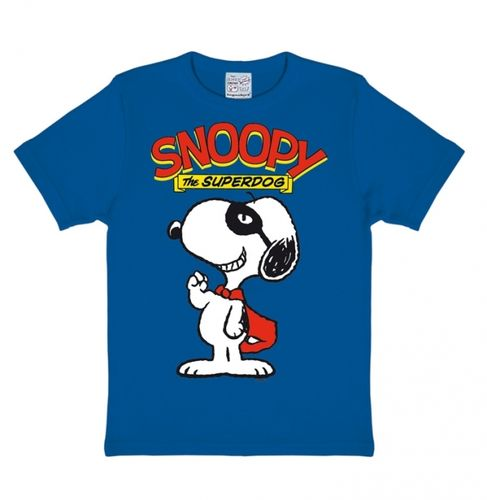 The Peanuts Kinder T-Shirt Snoopy Superdog