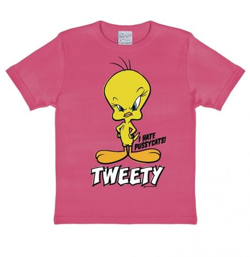 Looney Tunes Kinder T-Shirt Tweety I Hate Pussycats