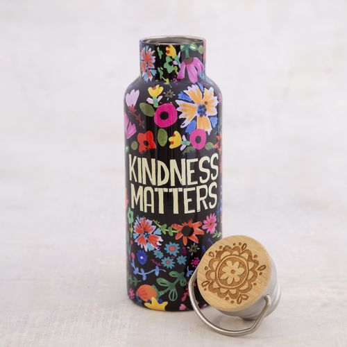 Thermosflasche Bottle Trinkflasche Kindness Matters